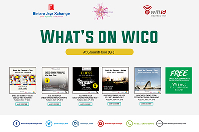 What's On Wico