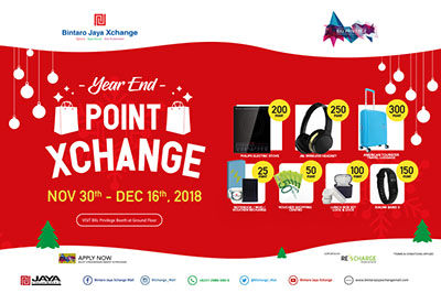 Year End Point Xchange