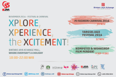 XPLORE, XPERIENCE, THE XCITEMENT!