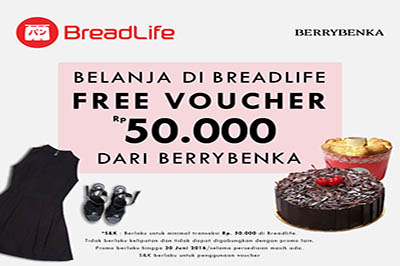 BreadLife & Berry Benka Promo