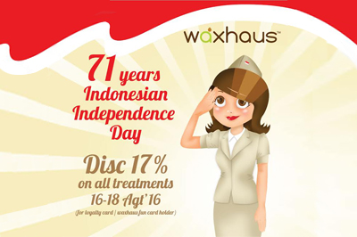 Waxhaus Independence Day