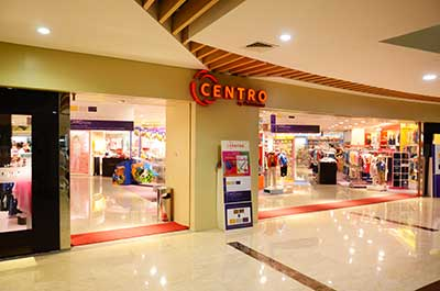Centro by Parkson