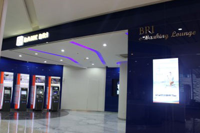 Bank BRI – eBanking Lounge